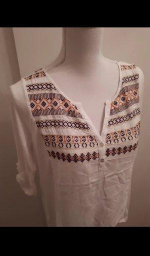 Blusenshirt Shirt Ethno Promod