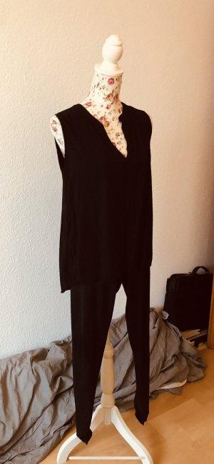Amisu Blusa larga negro