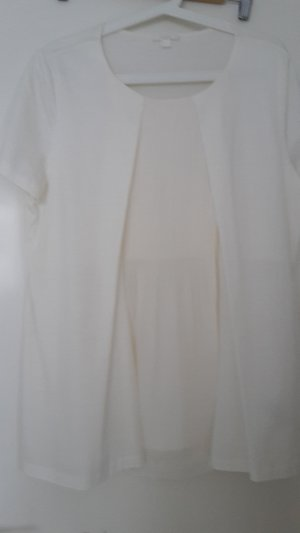 Blusenshirt von COS in offwhite