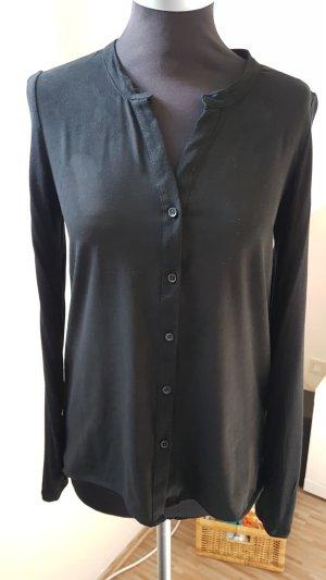 Blusenshirt von Key Largo, Gr. XS, schwarz