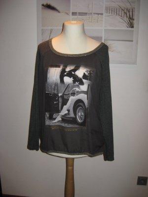 Only Slip-over blouse veelkleurig
