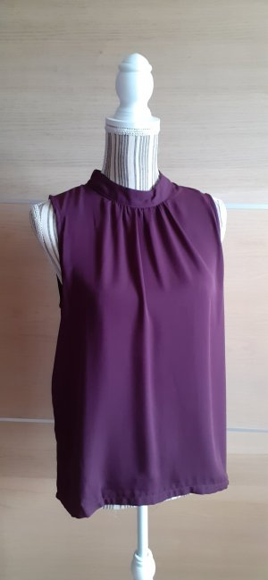 Only Blusa rosso mora