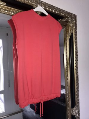 Reserved Blusa rosso lampone