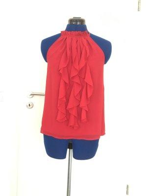 Vero Moda Blusa rosso scuro
