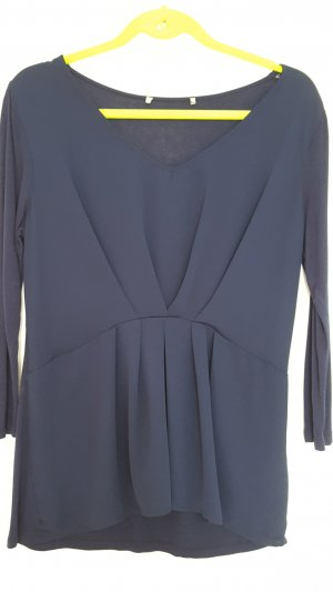 Anna Field Blouse topje donkerblauw