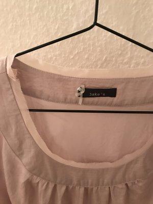 Blusentop edele Optik, altrosa mit feinen Details, Bluse, Top, rosa