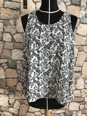 Atmosphere Sleeveless Blouse multicolored polyester