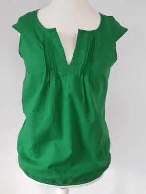 edc Camisa de mujer verde-verde hierba
