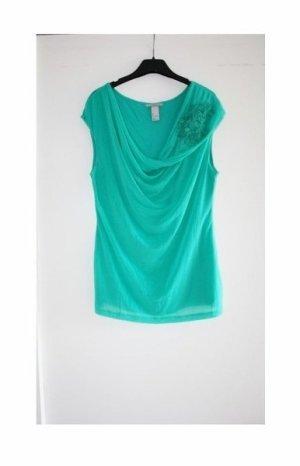 Blusentop von H&M Bluse Größe 42 wunderschön