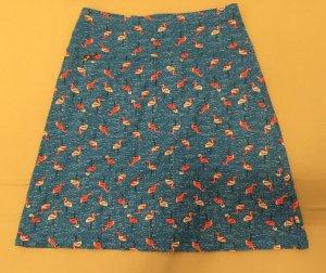Blutsgeschwister Pencil Skirt light blue