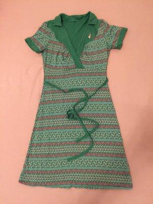Blutsgeschwister Jersey Dress multicolored cotton