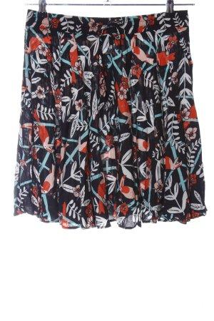 Blutsgeschwister Plaid Skirt allover print casual look