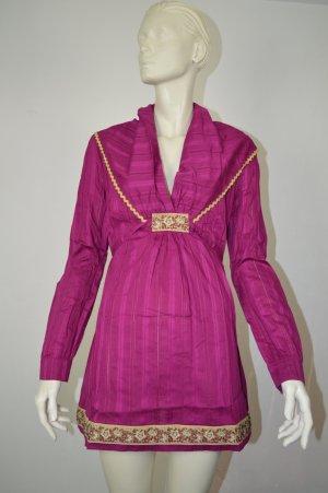 Blutsgeschwister Kleid Tunika Lila wNEU Gr. S