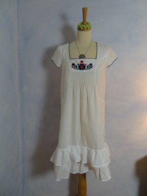 Blutsgeschwister Hippie Dress multicolored cotton