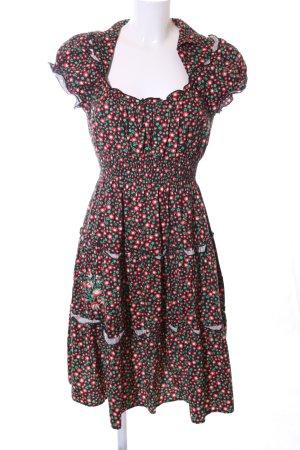 Blutsgeschwister Shortsleeve Dress allover print casual look