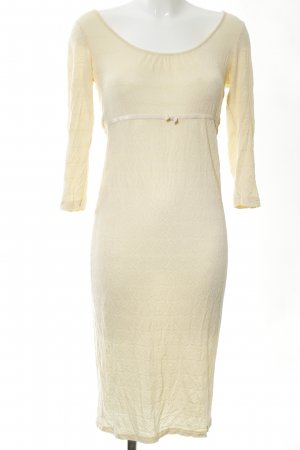 Blutsgeschwister Midi Dress natural white casual look
