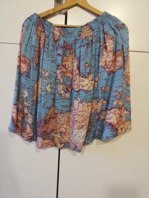 Blutsgeschwister Miniskirt rose-gold-coloured-azure