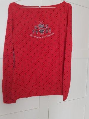 Blutgeschwister Shirt rood