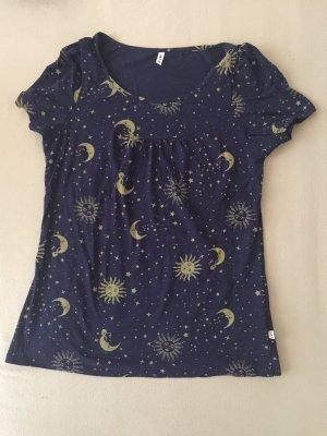 Blutsgeschwister Shirt Kollektion Liebesgrüße aus dem Orientexpress Gr. M