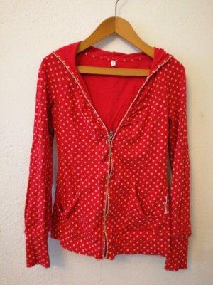 Blutsgeschwister Jacket red-brick red