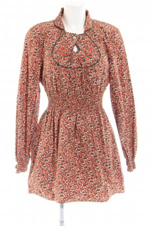 Blutsgeschwister Tunic Blouse allover print casual look