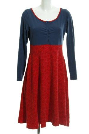 Blutsschwester Shirt Dress flower pattern casual look