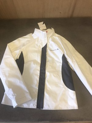 BMW Jacket white-blue