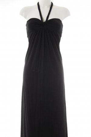 bobi Strandkleid schwarz Beach-Look