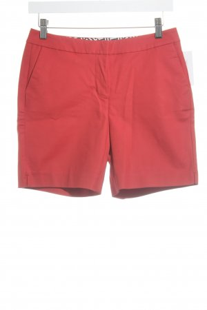 Boden 3/4-Hose rot Casual-Look