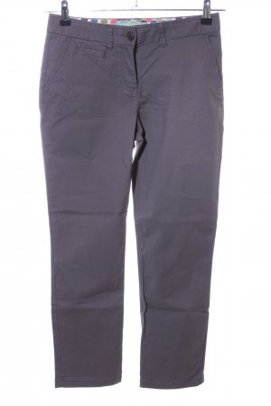Boden 7/8-Hose lila Casual-Look