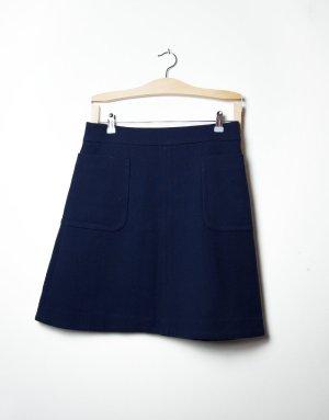 Boden / A-Line Skirt mit aufgesetzten Taschen