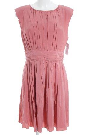Boden A-Linien Kleid roségoldfarben Elegant