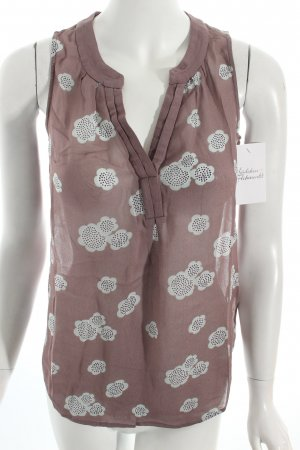 Boden ärmellose Bluse florales Muster Boho-Look