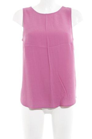 Boden ärmellose Bluse pink Casual-Look