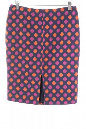 Boden Pencil Skirt abstract pattern elegant