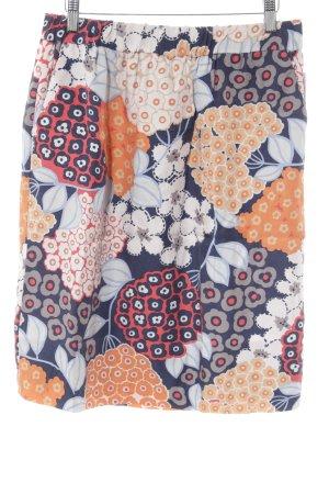 Boden Jupe crayon motif de fleur style décontracté