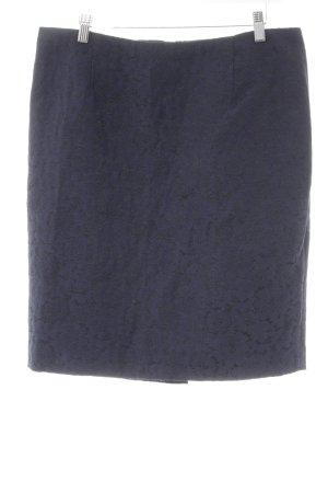 Boden Bleistiftrock dunkelblau Elegant