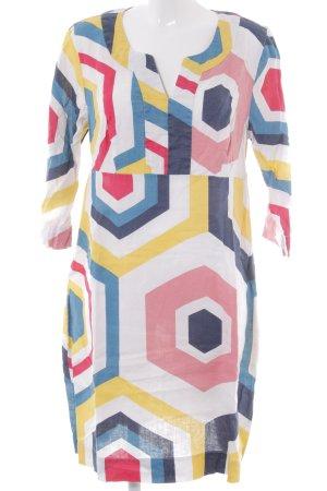 Boden Robe chemisier motif abstrait style des années 70