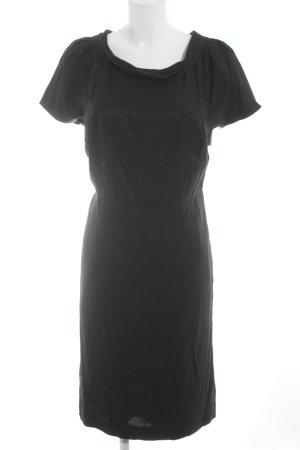 Boden Blusenkleid schwarz Elegant