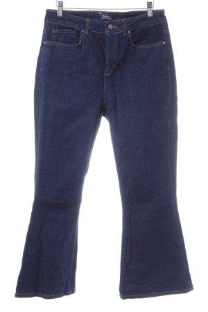 Boden Jeans bootcut bleu foncé style décontracté