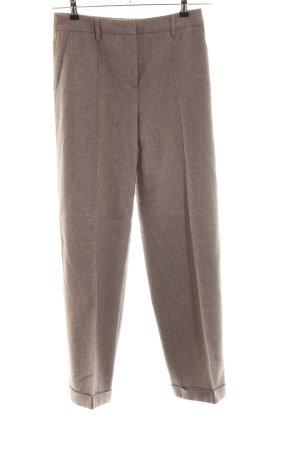 Boden Pantalón de pinza marrón estilo «business»