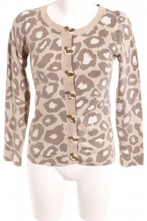 Boden Cardigan Leomuster Casual-Look