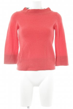 Boden Cashmerepullover rot Casual-Look