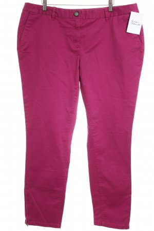 Boden Chinohose violett Casual-Look