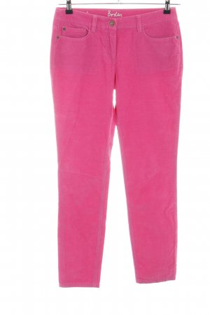 Boden Cordhose pink Casual-Look