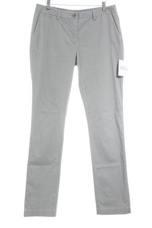 Boden Pantalone di velluto a coste grigio chiaro elegante