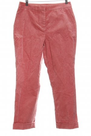 Boden Corduroy Trousers pink casual look