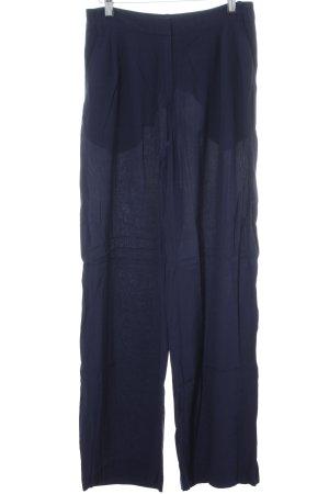 Boden Pantalone culotte blu stile casual