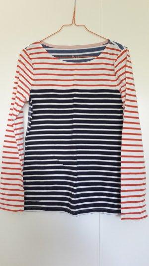 Boden gestreiftes Shirt langarm Longsleeve Bretonshirt Gr. 36