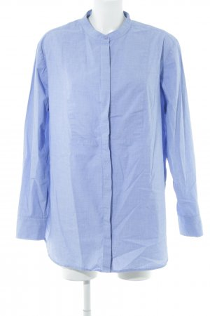 Boden Hemd-Bluse blau Business-Look